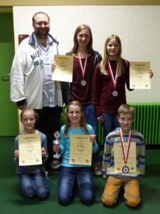 Bezirksjugendwettbewerb Simonswald