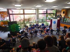 Sommerfest Grundschule 2014